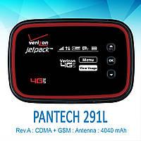 Pantech 291L - 3G WiFi совместим со всеми операторами + батарея 4040 мАч
