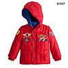 Демисезонная куртка для мальчика. 110, 140 см