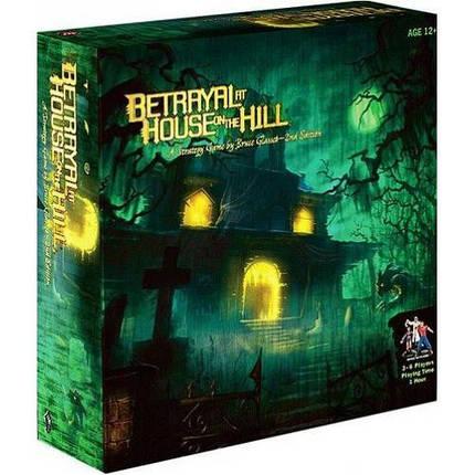 Настольная игра Betrayal at House on the Hill (Предательство в доме на холме), фото 2