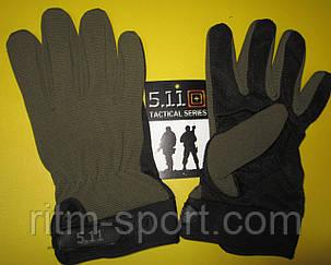 Універсальні тактичні рукавички 5.11, фото 2