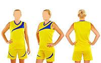 Форма баскетбольная женская без номера