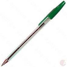 """Ручка кулькова """"BEIFA"""" AA927 зелена"""