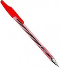 "Ручка кулькова ""BEIFA"" червона AA927"