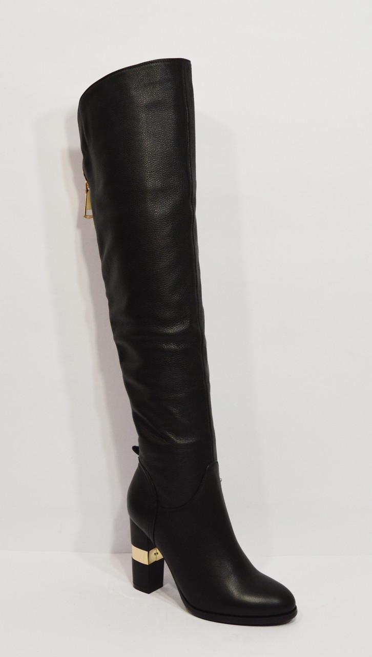 Высокие женские сапоги Melanee