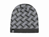 Мужская стильная шапка зима