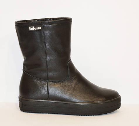Женские зимние ботиночки Selesta 1507, фото 2