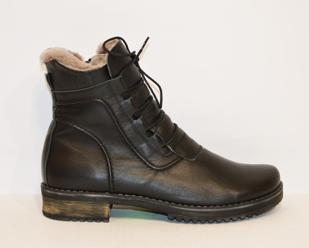 Женские кожаные ботинки Phany 220