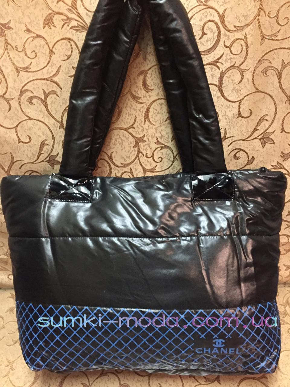РАСПРОДАЖА Спортивная сумка Хлопок дутая стильный Сhanel только оптом -  интернет магазин Сумки-мода в bdaacaafd0e