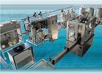 Технологическая линия производства сыра