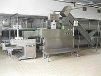 Оборудование сыра моцарелла
