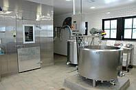 Технологическое оборудование производства сыра