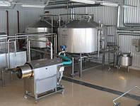 Оборудование для производства мягкого сыра