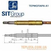 Термопара с термопрерывателем арт. 0.270.408 (Eurosit - Италия, A1, М9x1, L=600 мм)