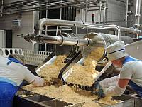 Машина измельчения сыра