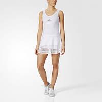 Платье женское для тенниса adidas Barricade Dress Set AP4833