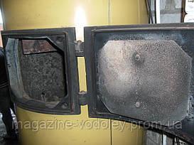 Котел STROPUVA S20 на брикете и дровах  20кВт