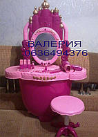Необычный игровой набор трюмо 008-30 для девочек в восточном стиле, фото 1