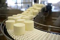 Линия упаковки сыра