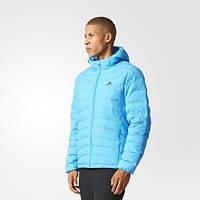 Мужская куртка-пуховик зимняя adidas DG90 BASIC AB4640
