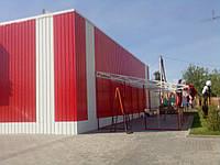 Тенты для Летних Кафе, Навесы, Дискотеки Счастливцево Тентовые Площадки, Крым