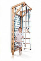 Гладиаторская сетка с навесным оборудованием для детей «Sport 8 - 220» ТМ SportBaby Sport 8 - 220