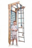 Гладиаторская сетка с турником для детей «Kinder 8- 220» ТМ SportBaby Kinder 8- 220