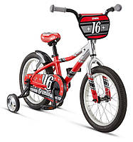 """Детский велосипед 16"""" Schwinn Gremlin 2016 красно-серый ТМ Schwinn SKD-13-35"""