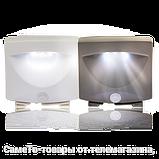 Беспроводной светильник с датчиком движения Mighty Light на батарейках , фото 4