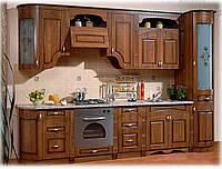 Кухня Агата орех караваджо