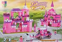 """Конструктор 2274/J5739A """"Beautiful princess"""" 1035 деталь, 7 в 1, фото 1"""