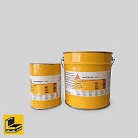 Sikagard 186 SIKA  двухкомпонентная эластичная эпоксидная грунтовка и гидроизоляция по свежему бетону