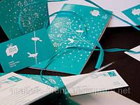 Дизайн печатных материалов директ-маркетинга для ChickChirik