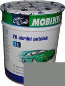 Автокраска (автоэмаль) Mobihel акрил 0,1л 605 Нарва.