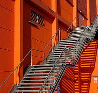 Лестницы металлические изготовление и монтаж