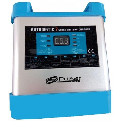 Інтелектуальний зарядний пристрій Pulsar MC1210