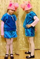 """Детский карнавальный костюм """"Свинка Джордж"""""""