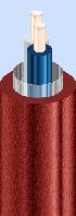 Кабель силовой ВВГнг 2х1,5-1 (км) ЮЖКАБЕЛЬ(с медными ТПЖ, оболочкой из ПВХ пластиката пониженной горючести)
