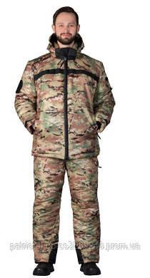 Верхній одяг для військовослужбовців в магазині Патріот