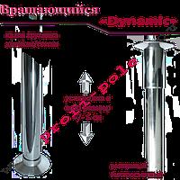 """Пилон динамический """"Dynamic"""" без следов на полу/потолке"""