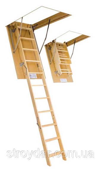 Горищні сходи LWS 3,05 м Fakro Smart 60х130