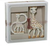 Подарочный набор игрушек-прорезывателей Vulli Жирафик Софи