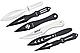 Ножи метательные F-006 (6в1), фото 4