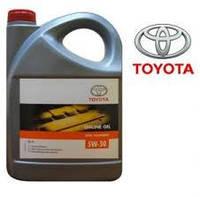 Оригинальное моторное масло TOYOTA FUEL ECONOMY 5W-30 5L европа 08880-80845