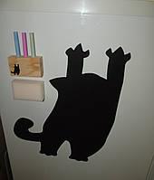 Магнитная меловая доска  Кот Саймона