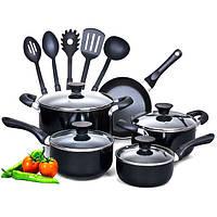 Многообразие кухонной посуды