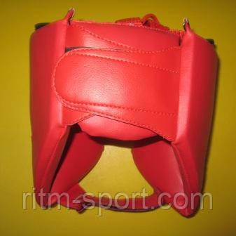 Шлем боксерский, система крепления и регулировки размера.