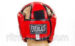 Шолом для єдиноборств дитячий Everlast в мексиканському стилі, фото 2
