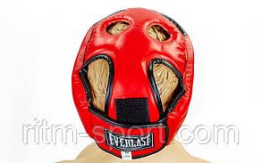 Шолом для єдиноборств дитячий Everlast в мексиканському стилі, фото 3