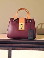 Впечатляющая кожаная сумочка LUSSO от Becato It