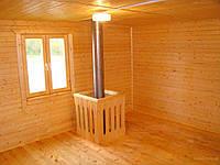 Обшивка стен и потолка деревянной вагонкой